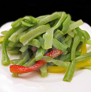 Chinese Food. Stir Fried Vegetables Stock Images - Image: 13693064