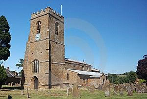 English Church Stock Images - Image: 13696564