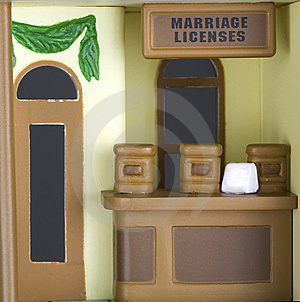 Marriage Licenses Stock Photography - Image: 13697632