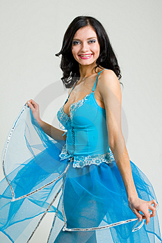 Pretty Girl Stock Image - Image: 1377921