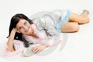 Pretty Girl Royalty Free Stock Photo - Image: 1377965