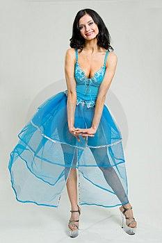 Mooi Meisje Royalty-vrije Stock Foto's - Beeld: 1377968