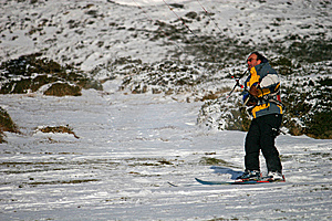 Kite Skier Stock Images - Image: 13702004