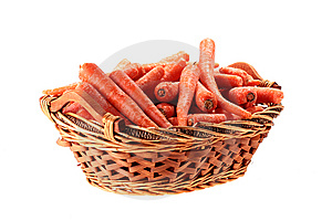 Carrot Crop Stock Image - Image: 13704221