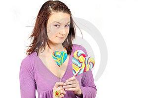 Lollipop Stock Image - Image: 13704451