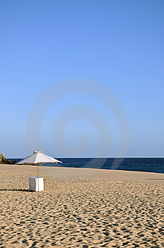 Beach Umbrella Stock Photos - Image: 13704923