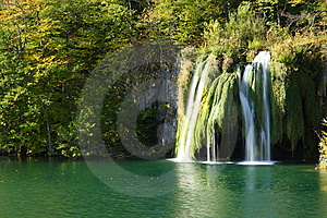 Plitvice Royalty Free Stock Photography - Image: 13705127