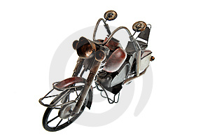 Motorbike Royalty Free Stock Image - Image: 13706696