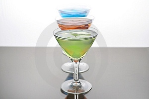 Summer Drinks Stock Photos - Image: 13709853