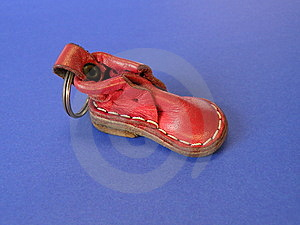 Red Shoe Stock Photo - Image: 13712090