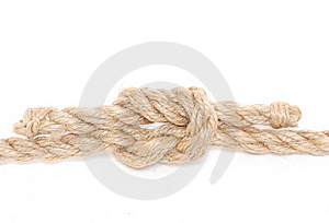 Sea Knot Stock Photo - Image: 13713520