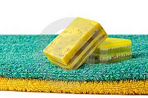Handmade Soap Stock Images - Image: 13714294