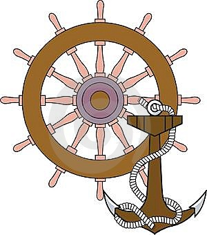 Boat Brown Captain Royalty Free Stock Photography - Image: 13714807