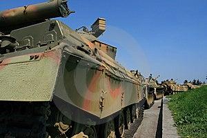 Tanques Soviéticos Fotografia de Stock Royalty Free - Imagem: 13719157