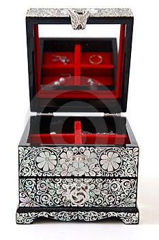 Jewelery Box Royalty Free Stock Photography - Image: 13719397