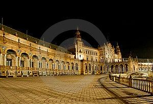 Plaza De España Stock Photography - Image: 13719662
