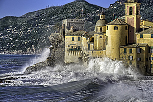 Camogli Stock Photography - Image: 13723592