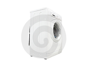 The Image Of Washer Stock Photo - Image: 13723610