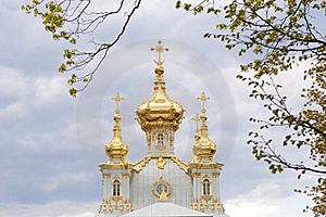 Top Of The Church Royalty Free Stock Photography - Image: 13724587