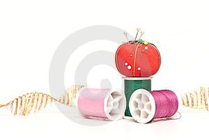 Sewing Hobby Stock Photography - Image: 13725352