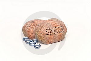 Smile And Faith Royalty Free Stock Photography - Image: 13725367