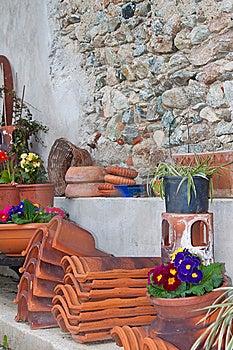 Garden Detail Stock Photos - Image: 13731523