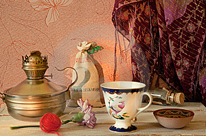 Morning Tea Royalty Free Stock Photos - Image: 13733128