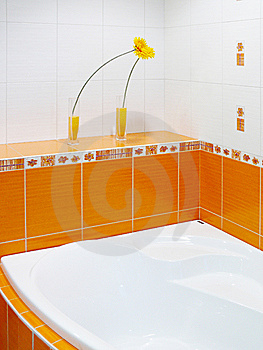 Bathtub Royalty Free Stock Photography - Image: 13738187