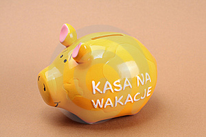 Piggy Bank Stock Photography - Image: 13741772