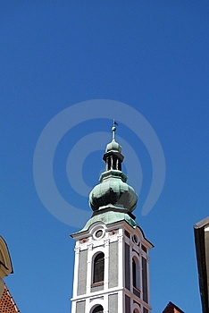 Spire Royalty Free Stock Photos - Image: 13743208