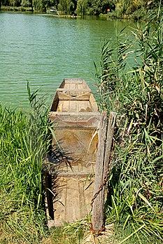 Abandoned Boat Royalty Free Stock Photos - Image: 13743858