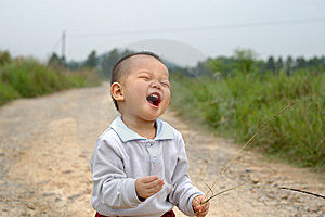 Laughing Baby Stock Photos - Image: 13744543