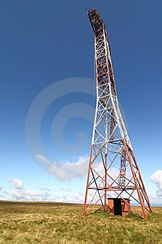 Communication Antenna Stock Image - Image: 13745661