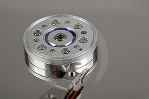 Open Hard-disk Royalty Free Stock Photo - Image: 13746085