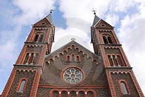 Iglesia Foto de archivo libre de regalías - Imagen: 13746185