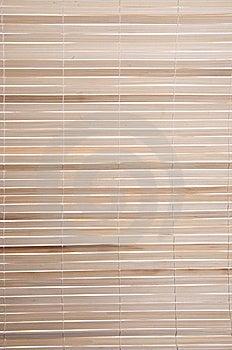Bamboo Shade Background Stock Image - Image: 13746741