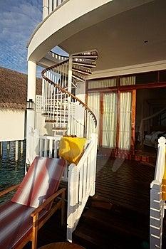 Circle Stairs Royalty Free Stock Photo - Image: 13747295