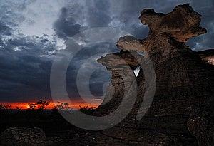 Twin Rock Stock Photos - Image: 13748193