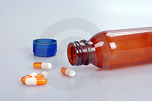 Capsules Royalty Free Stock Images - Image: 13749359