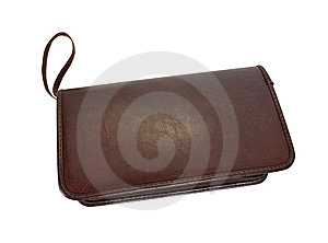 Bag For CD Royalty Free Stock Image - Image: 13749706