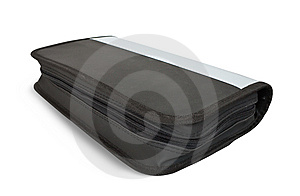 Storage Bag For CD Royalty Free Stock Images - Image: 13749719