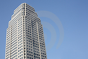 Big Building On Clear Sky Stock Photos - Image: 13751603