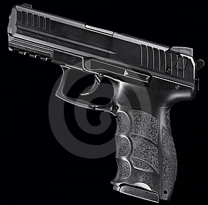 Gun Royalty Free Stock Photos - Image: 13752288