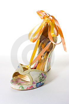 Sandals Royalty Free Stock Image - Image: 13753296