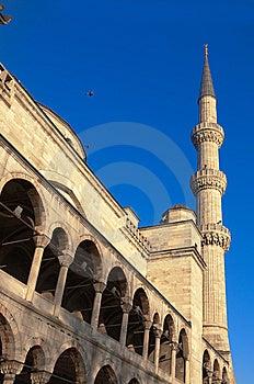 Blue Mosque. Istanbul. Turkey. Stock Photo - Image: 13755240