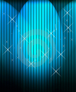 Blue Ovals Royalty Free Stock Images - Image: 13755379