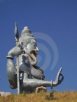 Dios Indio Shankar Foto de archivo - Imagen: 13759930