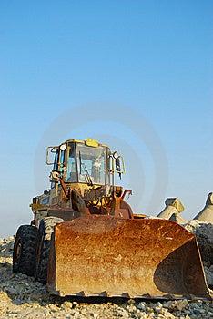 Bulldozer Stock Photo - Image: 13760860