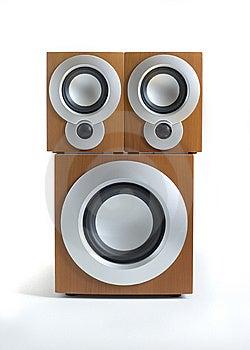 Audiosystem Stock Photos - Image: 13761153