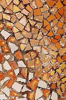 Ceramic Tile Pieces Stock Photos - Image: 13763243